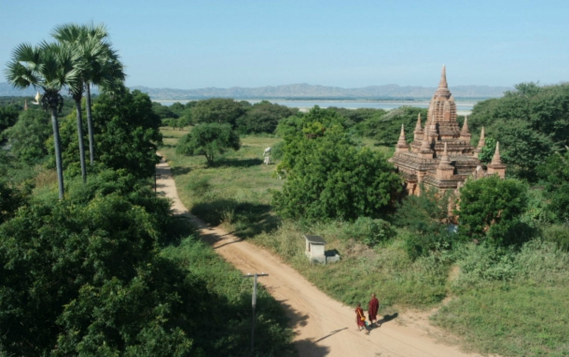 5 hidden gems of Bagan
